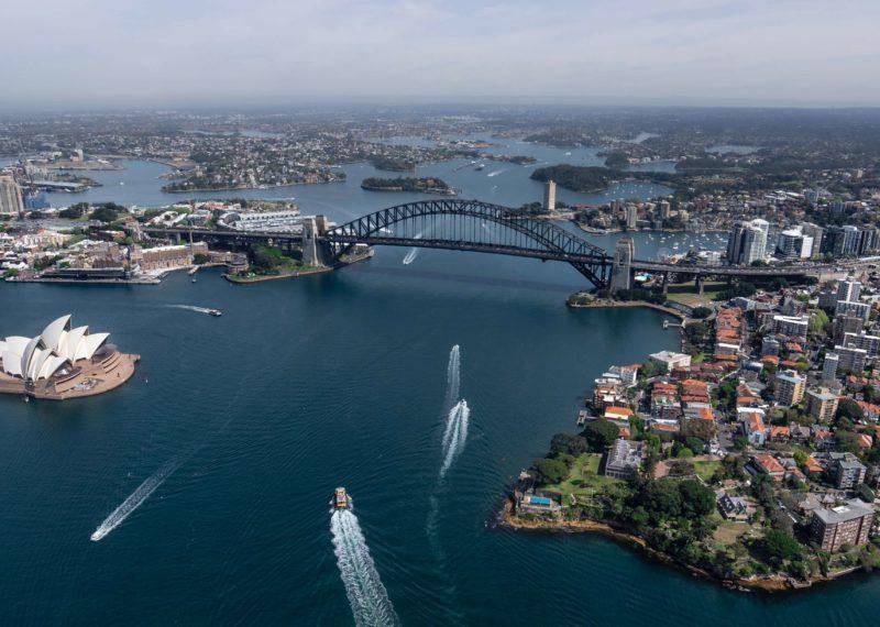 Migrating to Australia